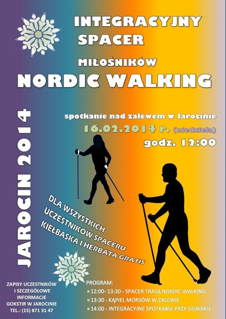 Nordic walking w Jarocinie