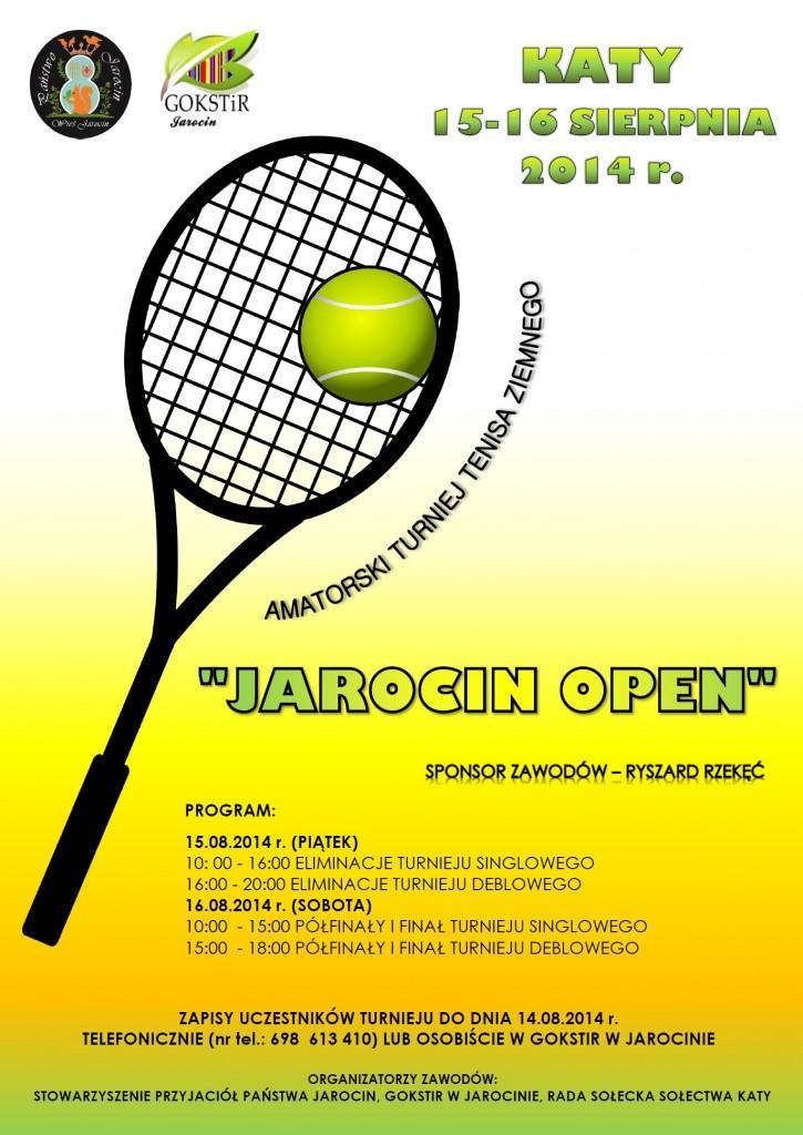 turniej tenisa 2014